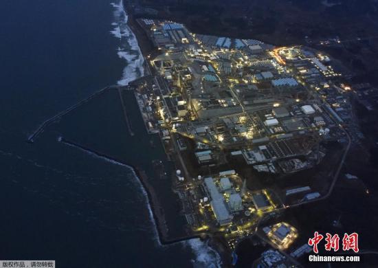 日本重启福岛核电站3号机组核燃料棒取出作业