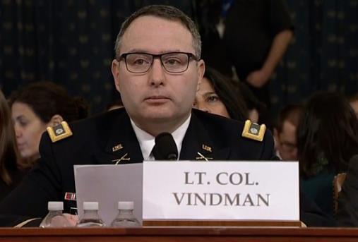曾在特朗普弹劾案中亮相 这位关键证人被白宫炒鱿鱼