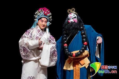 国家京剧院复排经典剧目《野猪林》 5月中旬上演