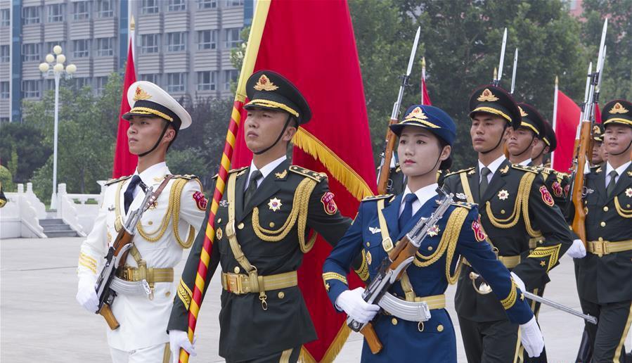 中国军队正成为维护和平的中坚
