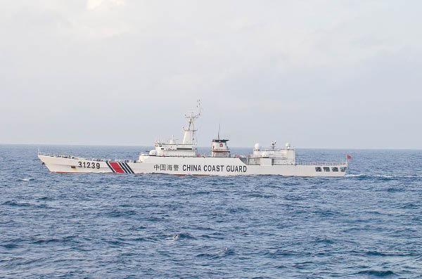 日媒:中国武装海警船能抵挡导弹 助赢钓鱼岛博
