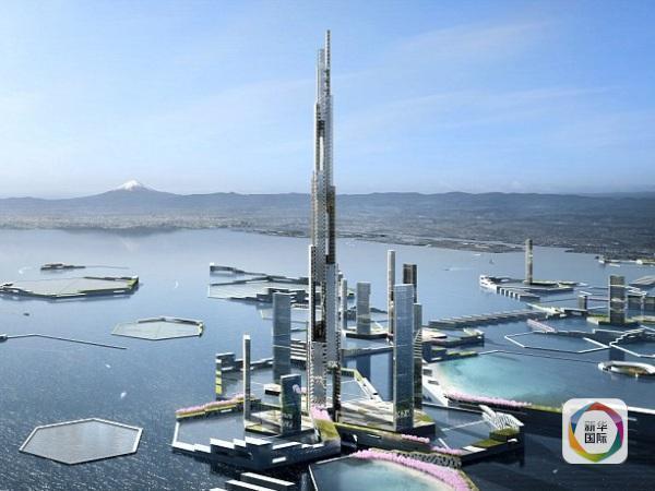 日本欲建造世界第一高楼