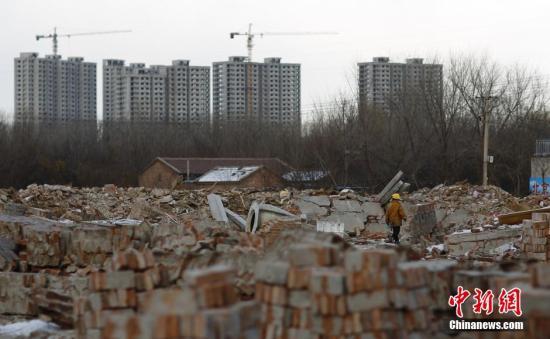 住建部:北京上海基本不存在去库存问题