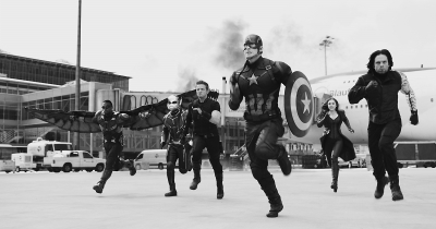 《美国队长3》开始刷纪录 首日半天狂揽近亿票房