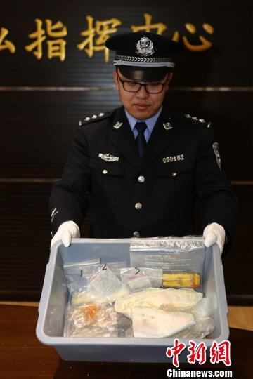 两名外籍人士人体藏毒入境在大连机场被截获
