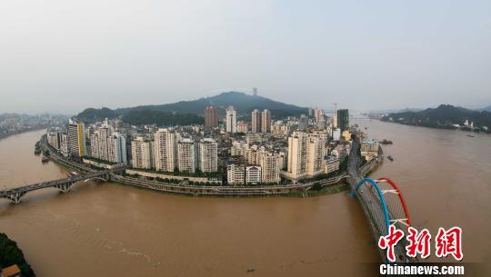 广西启动洪涝灾害Ⅳ级应急响应 30多万人受灾