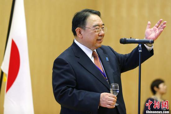 日驻华大使:中日关系不会轻易被破坏 将趋于改善