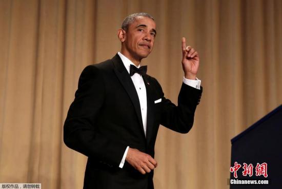 """奥巴马将于4月下旬访广岛 安倍称""""由衷欢迎"""""""