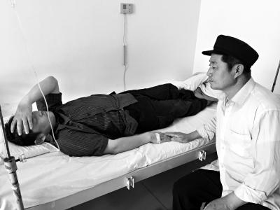 北京顺义被豪车女司机打保安的右眼保住了