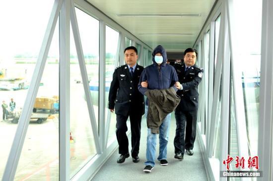 反贪总局局长:已抓获潜逃境外职务犯罪嫌疑人128名