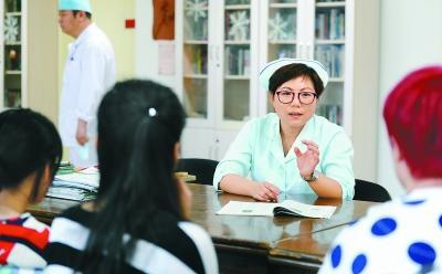 国际护士节 讲述一个精神科护士的成长