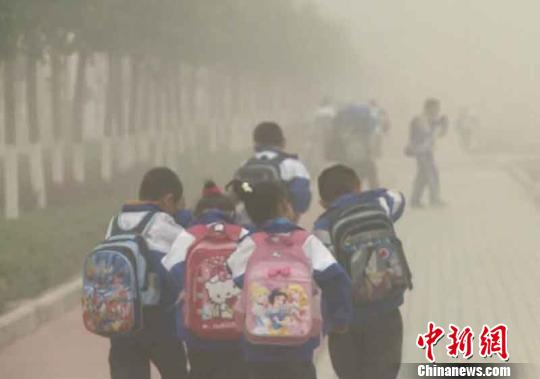 新疆南部五地大风沙尘天气持续 部分区域受影响停电
