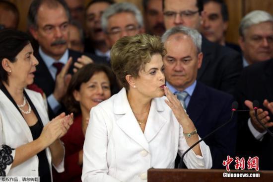 特梅尔提名巴西新内阁:没有女性 誓言重振经济