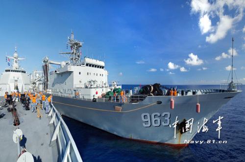 日媒:中美南海角力走向何方?中国不愿与美冲突