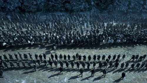 权力的游戏第六季第九集私生子之战 一场血雨腥风的厮杀[1]- 中国日报网