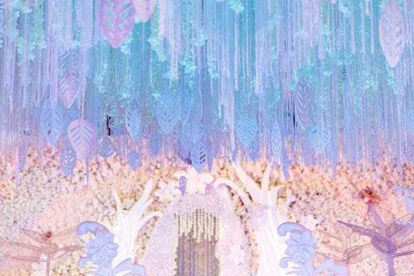 世界上最美的冰藍色公主臥室