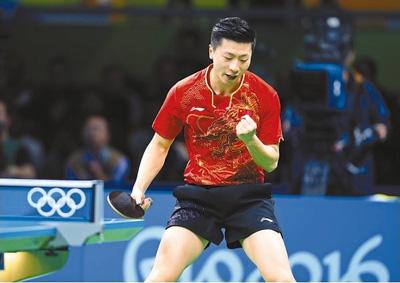中国代表团迎来第500枚夏奥会奖牌