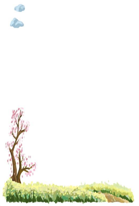 ppt 背景 背景图片 边框 模板 设计 相框 530_785 竖版 竖屏
