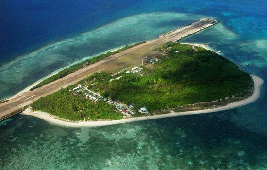 菲律宾计划在南海争议岛礁修筑跑道港口