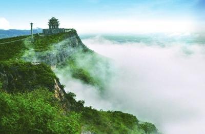 淇县油城村风景