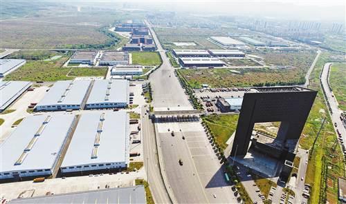共青城智贸港承建商_江西国际智贸港项目_中国自贸港