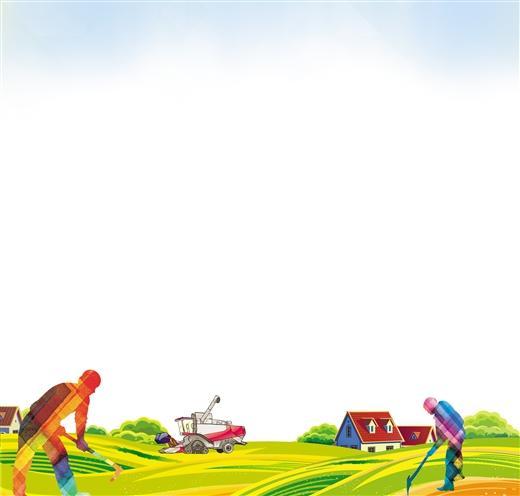 为农村经济发展增添新动能