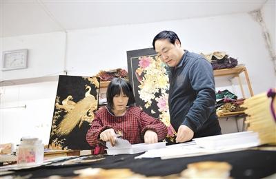 张伟亚-芦苇画,创新中延续历史文脉