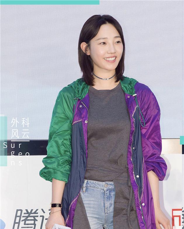 Jin Dong claiming to be a boyfriend, Bai Baihe: hype yourself? Bai Baihe