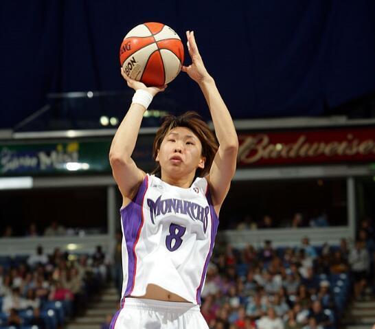 女篮征战WNBA回顾 前有四将邵婷能否成第五