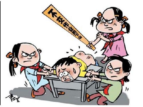 女遭体罚划伤老师:母亲激动携刀找老师理论酿祸
