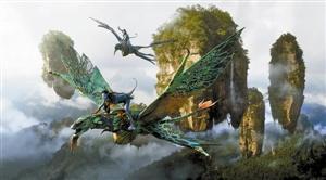 imax3d时代的具有历史意义的跨时代巨作阿凡达续集终于来了.