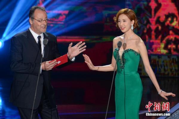 2017北京国际电影节闭幕式举行图片