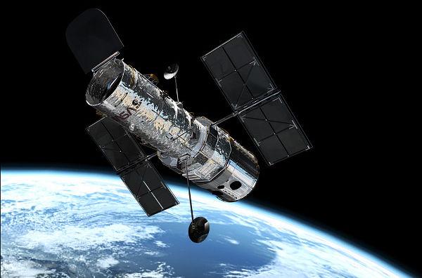 哈勃空间望远镜-27年 哈勃望远镜于浩渺星空中捕捉绝美画面