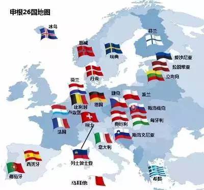 丹麦瑞典挪威芬兰冰岛地形图