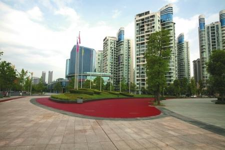 遂宁借海绵城市建设打造绿色城市