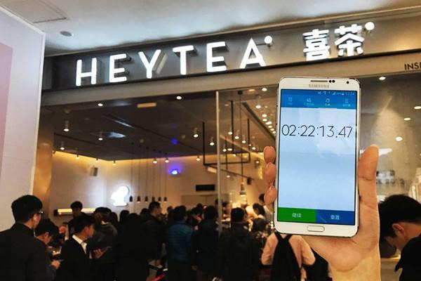 上海兴起排队经济 ,排队一次赚