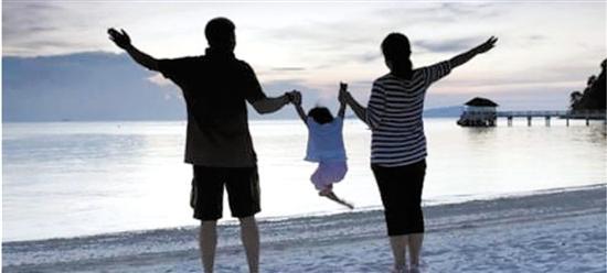 假期里 你为什么带孩子出去旅游图片