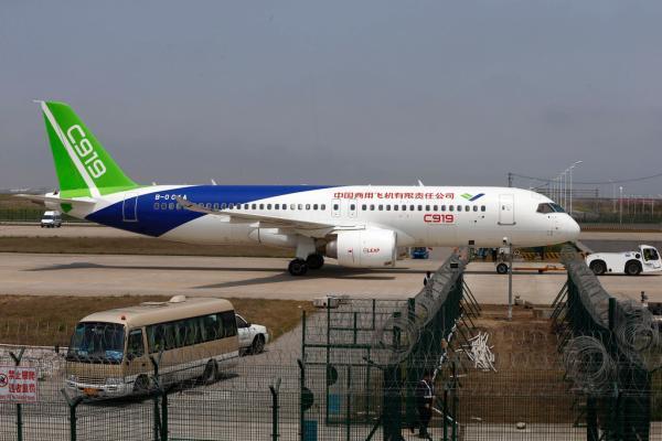 c919首飞倒计时:国产大飞机仍在适航符合性验证__中国