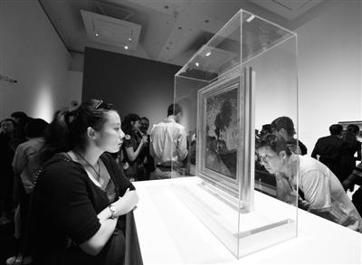 清华校园迎来中法文化之春展 到那去看毕加索