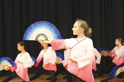 """""""2017年中国文化周""""走进新西兰 学生品味中国文化"""