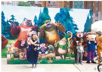 中国动漫为世界绘制精彩