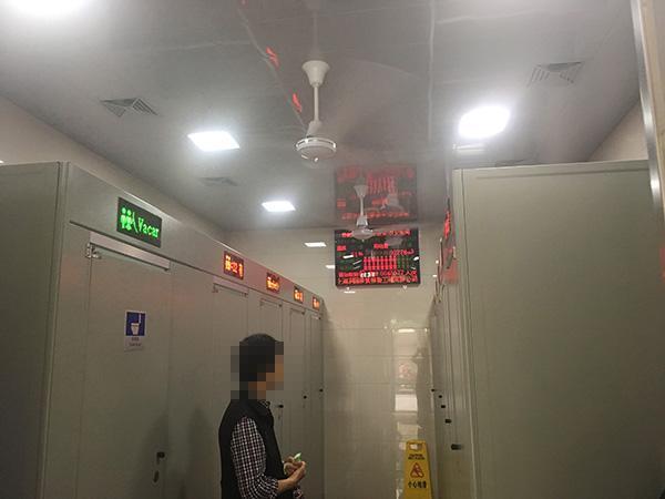 上海建无性别公厕 解决了女性排队如厕问题