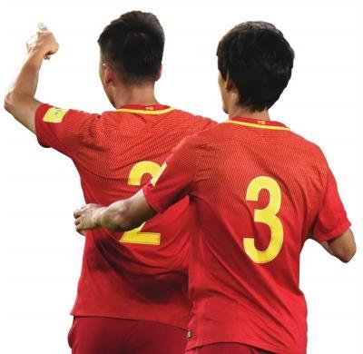 8:1国足大胜菲律宾