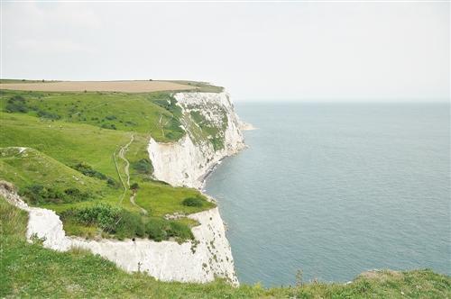 多佛尔海峡:白崖依旧
