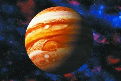 木星是太阳系自内向外的