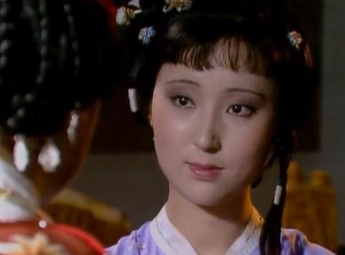 如87版林黛玉描着 韩式大平眉 会有怎样的观感
