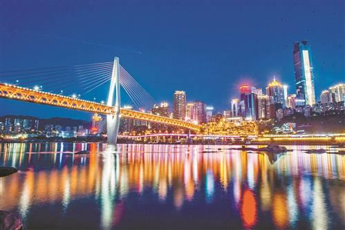重庆城门之千厮门