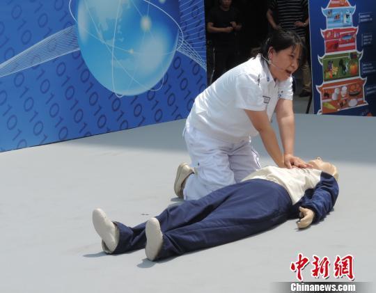 北京流动人口健康教育进硅谷