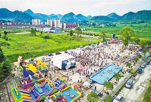 贵州九坝缘何避暑数万重庆吸引客视频王大锤图片
