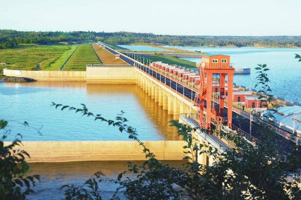 柳河县2017年小型农田水利工程项目环境影响报告表的批复
